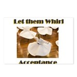 let-them-whirl Postcards (Package of 8)