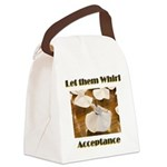 let-them-whirl Canvas Lunch Bag