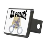 aa-police Hitch Cover