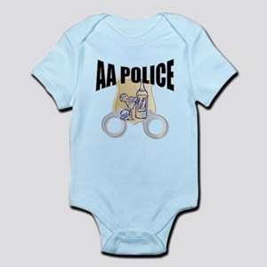 aa-police Body Suit