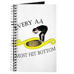 must-hit-bottom Journal