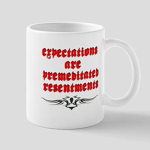 expectations Mugs