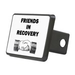FRIENDS-RECOVERY Hitch Cover