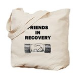 FRIENDS-RECOVERY Tote Bag