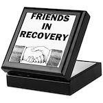 FRIENDS-RECOVERY Keepsake Box