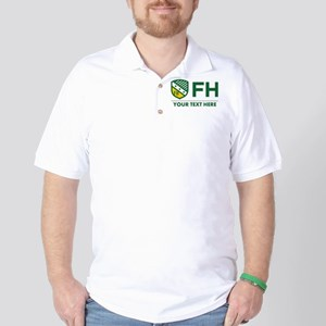 Farmhouse Personalized Golf Shirt