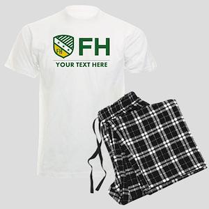 Farmhouse Personalized Men's Light Pajamas