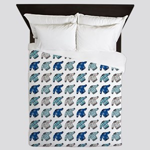 UGLY SWEATERS Queen Duvet