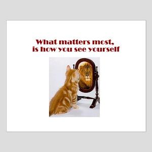 cat-lion Posters