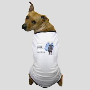 Bark Bark Black Pug Dog T-Shirt