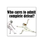 complete-defeat Sticker