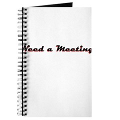 need-a-meeting Journal