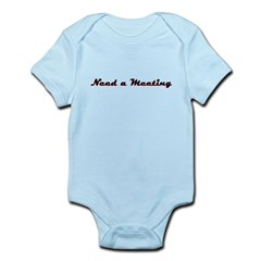 need-a-meeting Body Suit