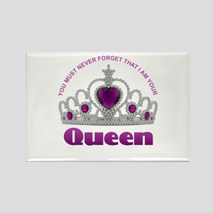 I Am Your Queen Magnets
