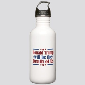 Donald Trump will be t Stainless Water Bottle 1.0L