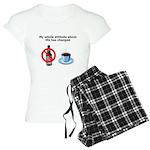 attitude-life-changed Pajamas