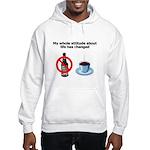 attitude-life-changed Sweatshirt