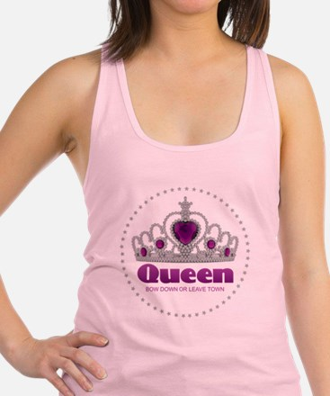 Bow Down or Leave Town Tank Top