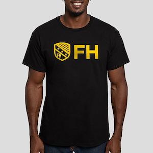 Farmhouse Fraternity Y Men's Fitted T-Shirt (dark)
