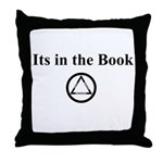 Its in the book Throw Pillow