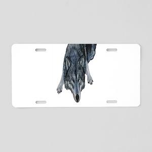 APPROACH Aluminum License Plate