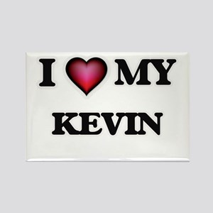 I love Kevin Magnets