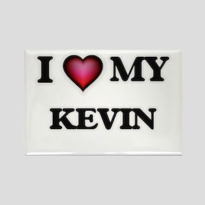 I love Kevin Magnets