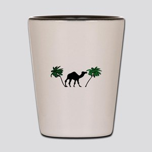 CAMEL Shot Glass