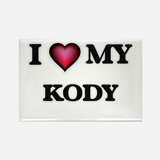 I love Kody Magnets