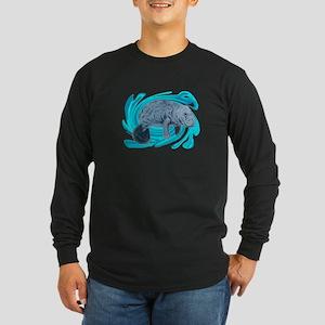 MANATEE Long Sleeve T-Shirt