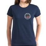 T-Shirt-Women's Dark Colors