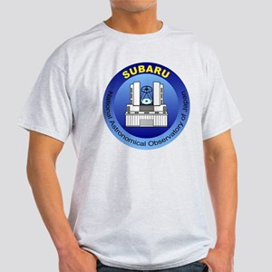 Subaru Telescope Logo Light T-Shirt