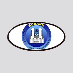 Subaru Telescope Logo Patch