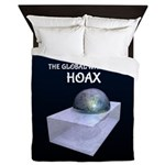 I Survived The Global Warming Hoax Queen Duvet