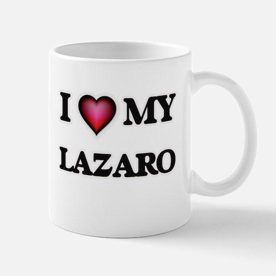 I love Lazaro Mugs