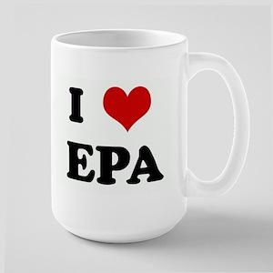 I Love EPA Mugs