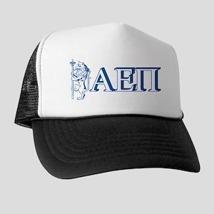 Alpha Epsilon Pi Letters Trucker Hat