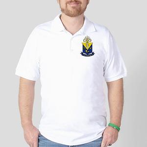 Alpha Epsilon Pi Crest Golf Shirt