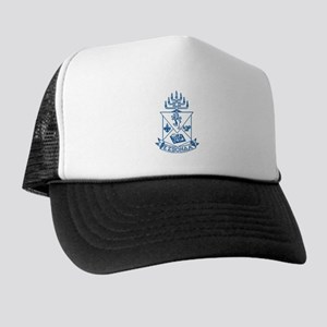 Alpha Epsilon Pi Crest Trucker Hat