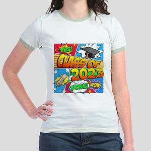 Class of 2023 Comic Book Jr. Ringer T-Shirt