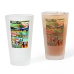 Sports for Life Drinking Glass