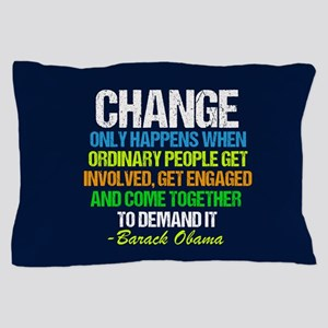Obama Farewell Pillow Case