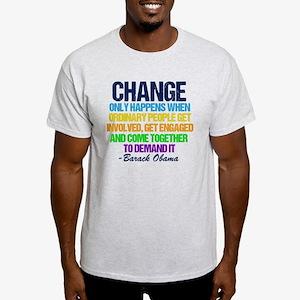 Obama Farewell Light T-Shirt