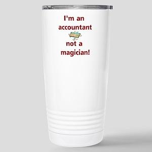 Im an Accountant Travel Mug