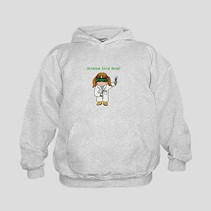 Science Girls Rock Sweatshirt