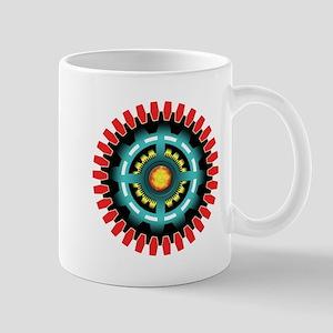 Abstract mechanical object Mug