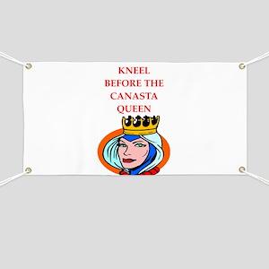 Canasta joke Banner