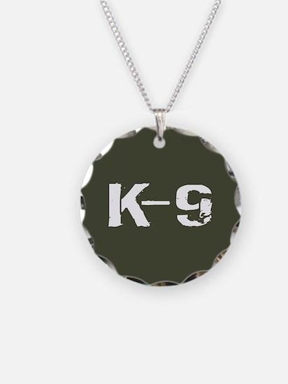 Police: K-9 Dog Handler Necklace