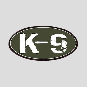 Police: K-9 Dog Handler Patch