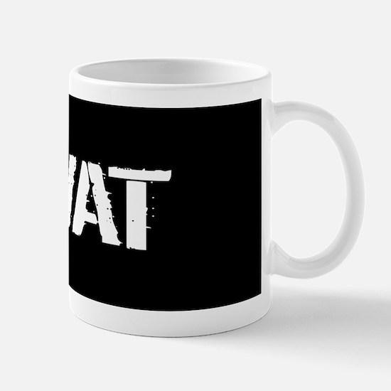 Police: SWAT (Stencil) Mug